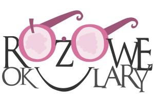 Logo Różowe Okulary